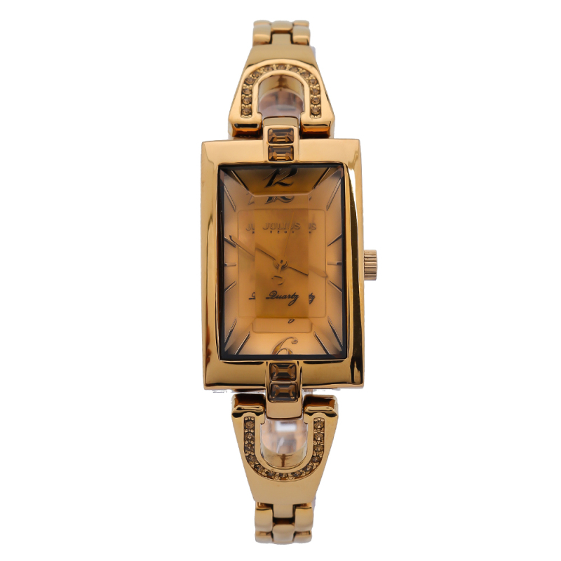Đồng hồ nữ Julius J965 (Vàng)