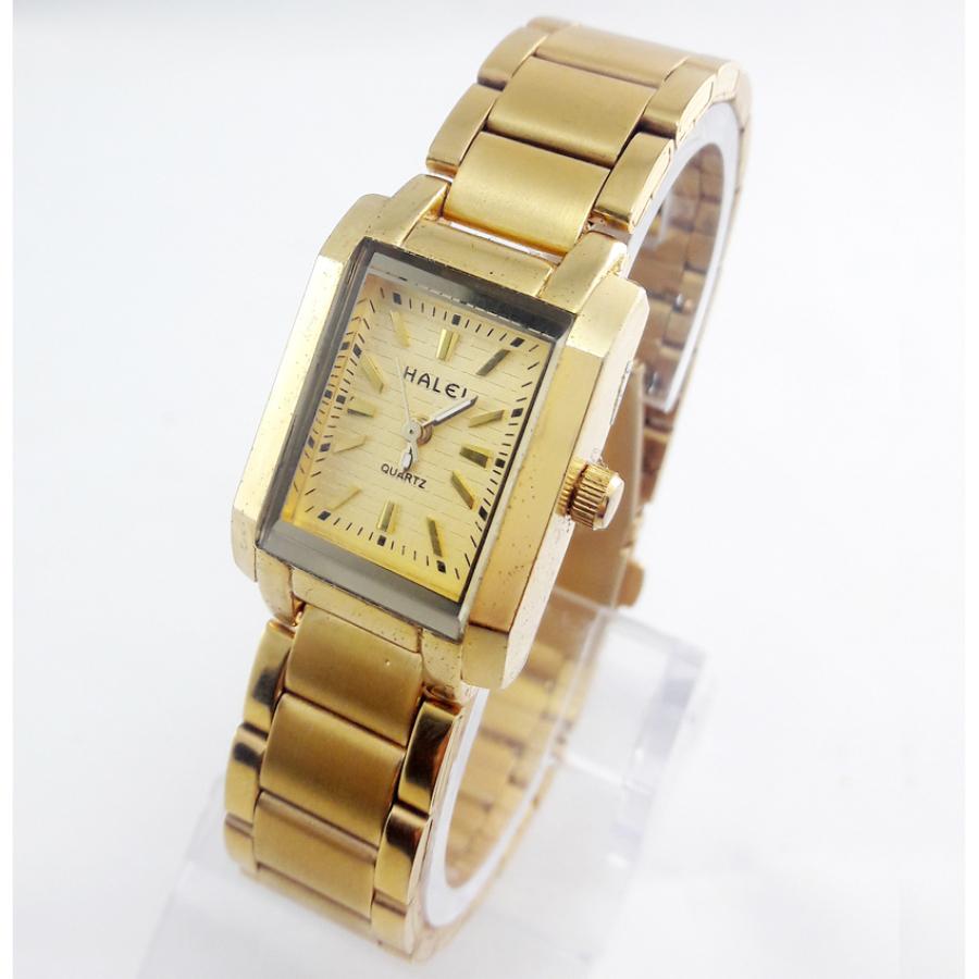 Đồng hồ nữ thời trang cao cấp HALEI – HL662 (Vàng)