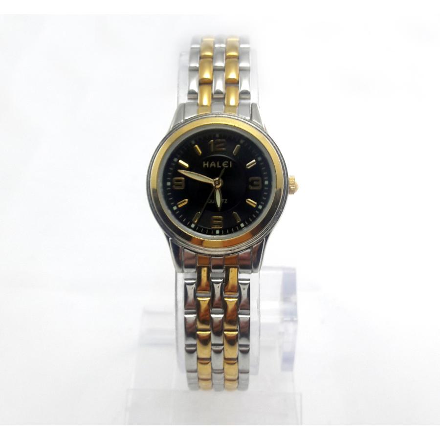 Đồng hồ nữ thời trang cao cấp TCT HALEI – HL668 (Mặt đen)