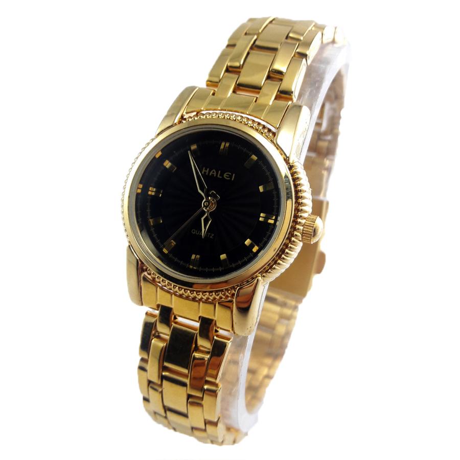Đồng hồ nữ thời trang cao cấp TCT HALEI – HL669 (Vàng)