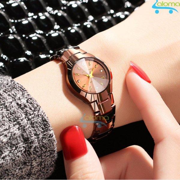 Đồng hồ nữ thời trang chống nước cao cấp R-ontheedge bán chạy
