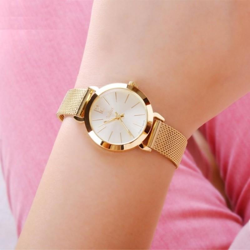 Đồng hồ nữ thời trang PJ70LPU (vàng)