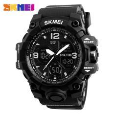Coupon Khuyến Mãi SKMEI 1155B 50M Waterproof Multifunction Sport Watch - Black