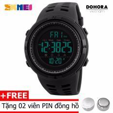 Giá Bán Đồng Hồ Thể Thao Nam Skmei Do39 Day Cao Su Stopwatch Digital Nhãn Hiệu Skmei