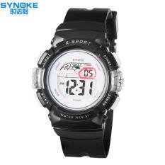 Đồng hồ thể thao trẻ em Synoke 9568 (Đen) bán chạy