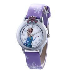 Nơi bán Đồng hồ thời trang bé gái GE103T (TÍM)