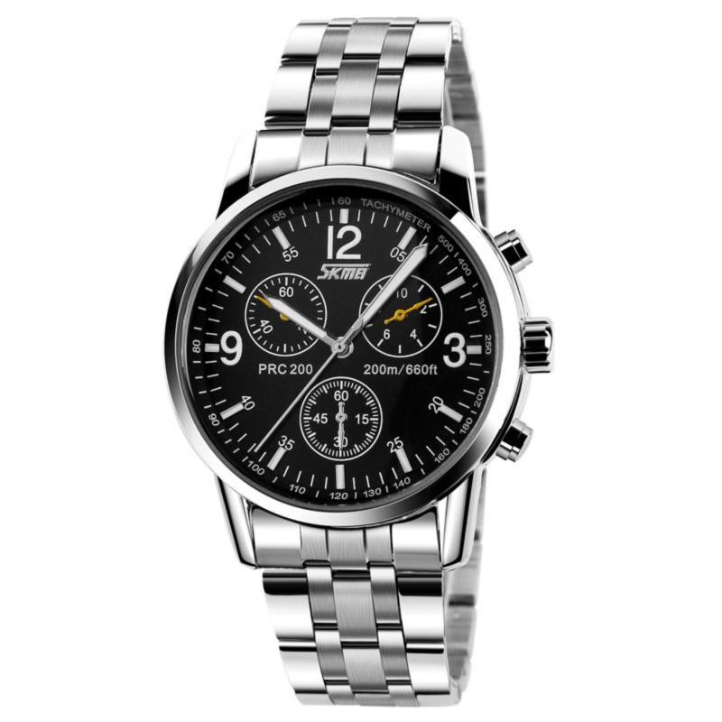 Nơi bán Đồng hồ thời trang nam dây kim loại Skmei 9070