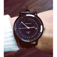 Đồng hồ thời trang nam RSV Đen