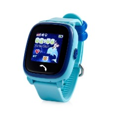 Giá bán Đồng hồ thông minh gọi điện, định vị GPS trẻ em VALE A7 XANH DƯƠNG 0425
