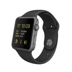 Bán Đồng Hồ Thong Minh Smartwatch Apple Watch Sport 42Mm Đen Apple