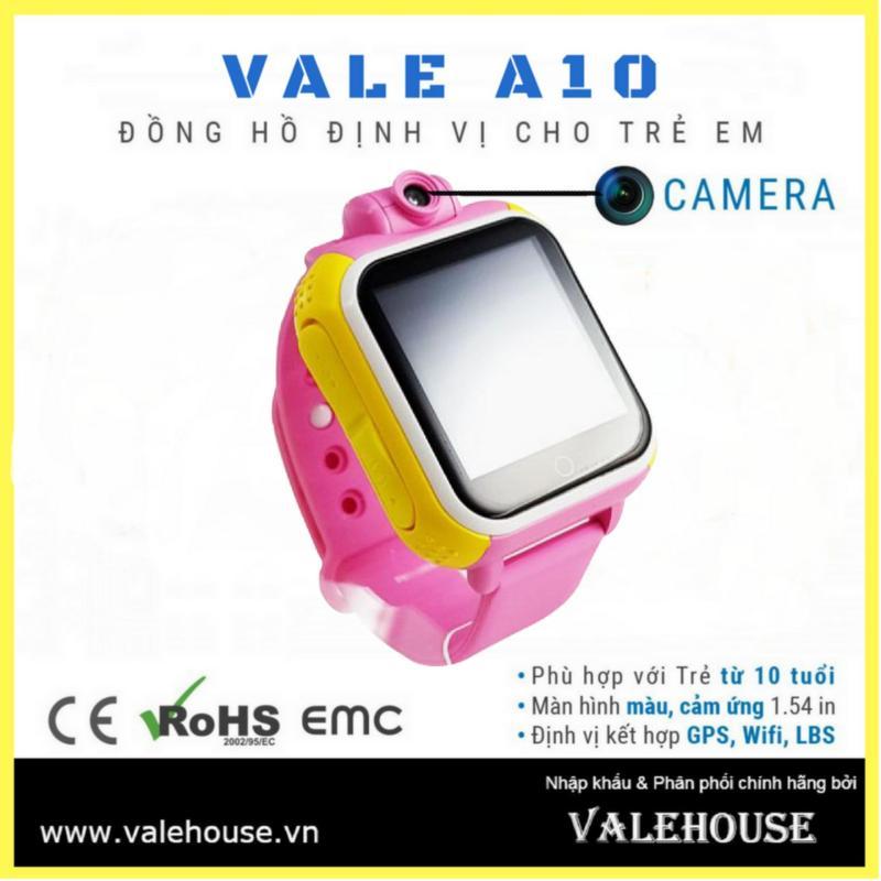 Đồng hồ thông minh trẻ em VALE A10 HỒNG PHẤN 5210 bán chạy