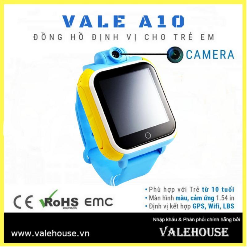 Đồng hồ thông minh trẻ em VALE A10 XANH NƯỚC BẺN 3658 bán chạy