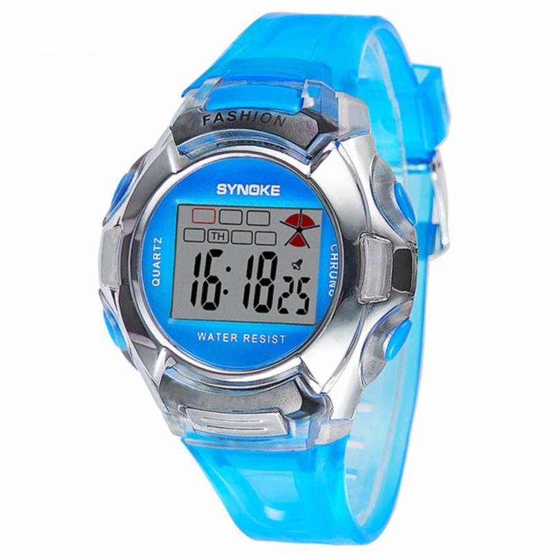 Đồng hồ trẻ em chống nước Synoke 99329 (màu xanh) bán chạy