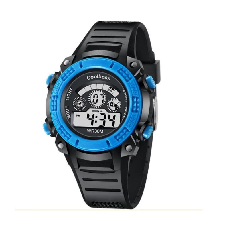 Đồng hồ trẻ em CoolBoss 99267 (Xanh Dương) bán chạy
