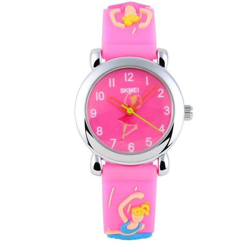 Đồng hồ trẻ em dây cao su Skmei 1047C bán chạy