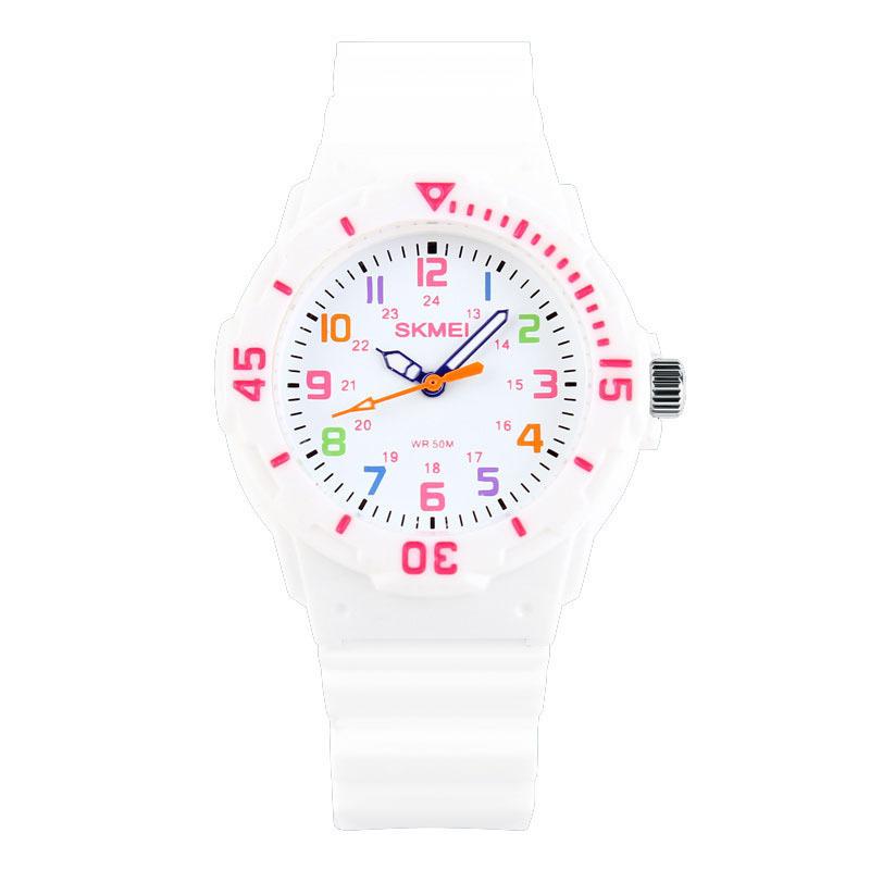 Đồng hồ trẻ em dây nhựa Skmei 1043 bán chạy