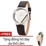 Bán Đồng Hồ Unisex Day Da Bewatch Đen Tặng Kem 1 Đồng Hồ Day Da Thổ Cẩm Trực Tuyến Hà Nội