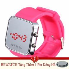 Đồng Hồ Unisex Led Day Cao Su Bewatch Tặng Kem 01 Vien Pin Hà Nội Chiết Khấu 50