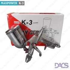 Bán Dụng Cụ Phun Sơn Hiệu Maxpower K 3 Tặng Kem Bộ Dụng Cụ Thao Lắp Va Vệ Sinh Maxpower Trong Hồ Chí Minh