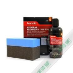 Bán Mua Dung Dịch Phục Hồi Nhựa Đen 3M Bondo Restore Black 8Oz