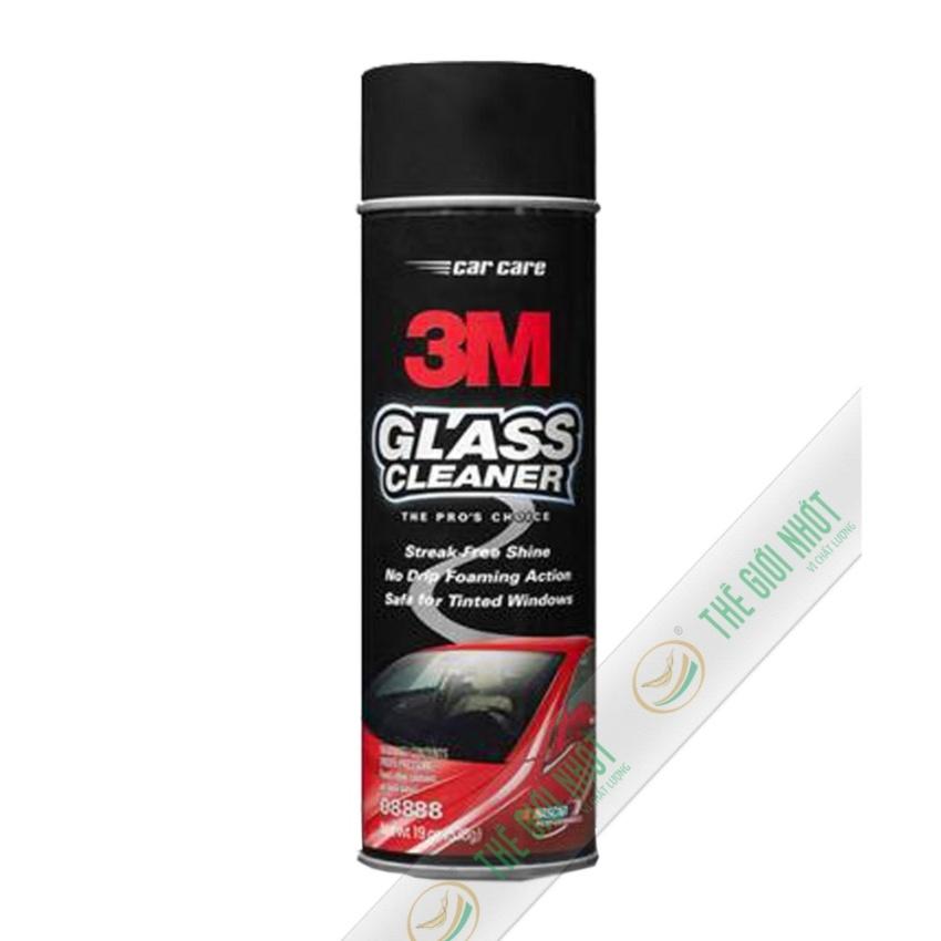 Dung dịch rửa kính xe ôtô 3M Glass Cleaner 538g