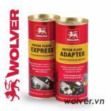 Dung Dịch Suc Rửa Động Cơ Wolver Motor Flush Nhập Khẩu Đức Wolver Chiết Khấu 50