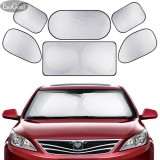 Mua Esogoal Full Car Sun Shade Folding Silvering Reflective Car Window Sun Shade Visor Shield Cover For All Kinds Of Car Suv And Trucks Intl Esogoal Rẻ