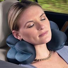 Hình ảnh Fancyqube Comfort Total Pillow Travel Pillow Twist Neck Back Head Cushion Relax Gift - intl
