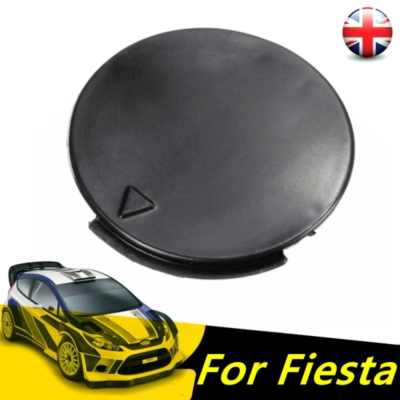 Front Bumper Towing Eye Trailer Cover Cap For Ford/Fiesta MK6 20012002 2003 2004 2005 - intl
