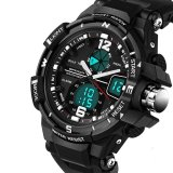 Giá Bán G Style Digital Watch S Shock Men Military Army Watch Water Resistant Date Calendar Led Sports Watches Relogio Masculino Intl Rẻ Nhất