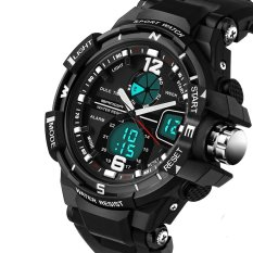 Giá Bán G Style Digital Watch S Shock Men Military Army Watch Water Resistant Date Calendar Led Sports Watches Relogio Masculino Intl Oem Trực Tuyến