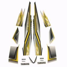 Cửa Hàng Gia Sốc Trọn Bộ Tem Xe Sirius Rc Vang Đen Ii Tan Trang Đẹp G40 70 Yamaha Hà Nội