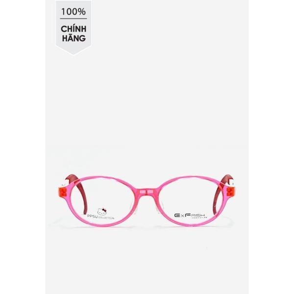 Giá bán Gọng kính Exfash EF 4442 C758 màu hồng đậm