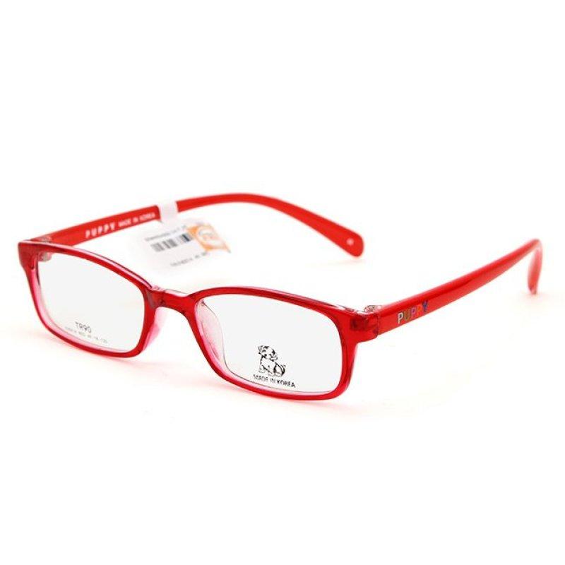 Mua Gọng kính trẻ em Unisex PUPPY P40014 RED (Đỏ)