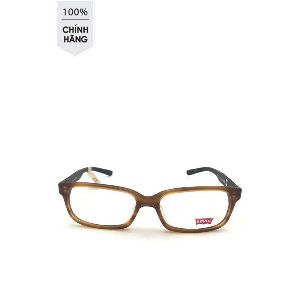 Giá bán Gọng kính vuông Levis màu nâu LS 06271 C02
