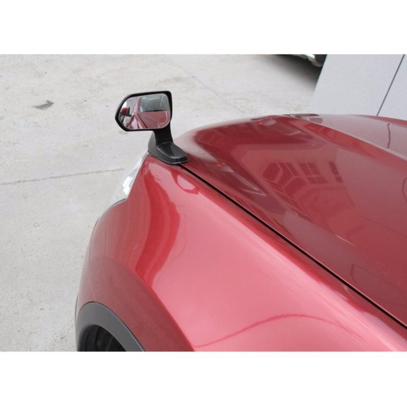 Gương bên trái nắm ca bô chiếu hậu 3R-105 Gương Mặt Trước Xe Nắp Gầm MS57