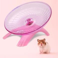 Giá Bán Hamster Nhim Thu Cưng Đĩa Bay Banh Xe Tập Thể Dục Nhỏ Spinner Chạy Đồ Chơi Mau Hồng Intl Hong Kong Sar China