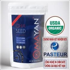 Ôn Tập Hạt Chia Seed Organic Đen Mayan 454G