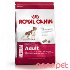 Giá Bán Hạt Royal Canin Medium *d*lt 10Kg Mới Rẻ