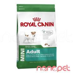 Mua Hạt Royal Canin Mini *d*lt Cho Giống Cho Nhỏ Trưởng Thanh 8Kg Rẻ Trong Hồ Chí Minh