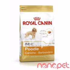 Mã Khuyến Mại Hạt Royal Canin Poodle *d*lt Cho Cho Trưởng Thanh 1 5Kg Rẻ
