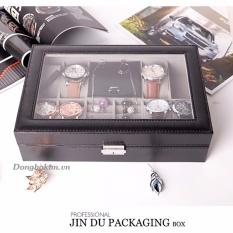 Hình ảnh Hộp đựng đồng hồ và trang sức, hộp đựng đồng hồ, hộp đựng trang sức, hộp đựng đồng hồ và trang sức Oli LA251