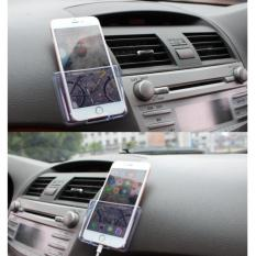 Hộp giữ điện thoại trong suốt trên xe hơi Myk