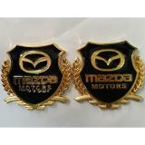 Bán Bộ 2 Huy Hiệu Logo Xe Hơi Mazda Hà Nội