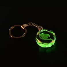 Bộ móc khóa and nhẫn pha lê có đèn LED phim Cánh Tiên hiệu Xu Thế Mua