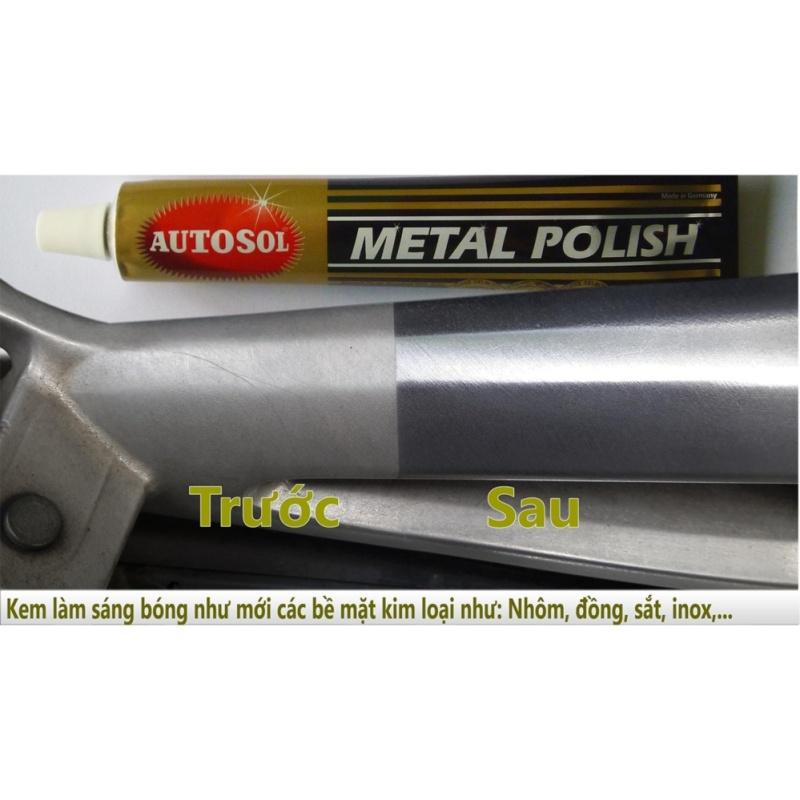 Kem đánh bóng làm sáng kim loại Autosol Metal Polish 75ml