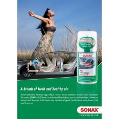 Mã Ưu Đãi Khi Sở Hữu Ngay Khử Mùi, Diệt Nấm Mốc Dàn Lạnh ô Tô - Sonax A/c Cleaner (Thế Hệ Mới)
