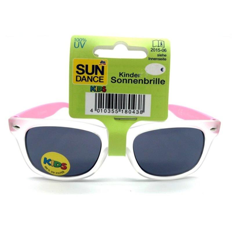 Giá bán Kính mát chống nắng cho bé gái Sundance - Đức (Hồng trong)