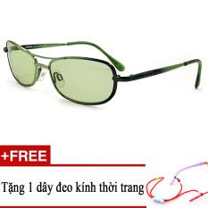 Giá bán Kính mát trẻ em VERSUS MOD L17 45M (Xanh) + Tặng kèm 1 dây đeo kính trẻ em