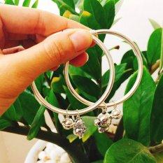 Ôn Tập Lắc Tay Nữ Charm Bạc Thai Tuổi Than Kem Chuong S92 5 Italia Bảo Tin
